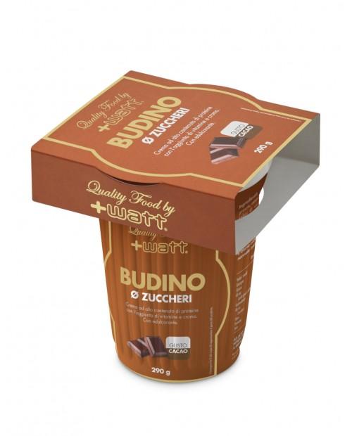 +WATT Budino Ø Zuccheri 290 grammi