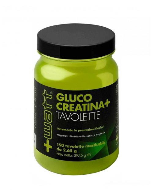 +WATT Gluco Creatina+ 150 tavolette
