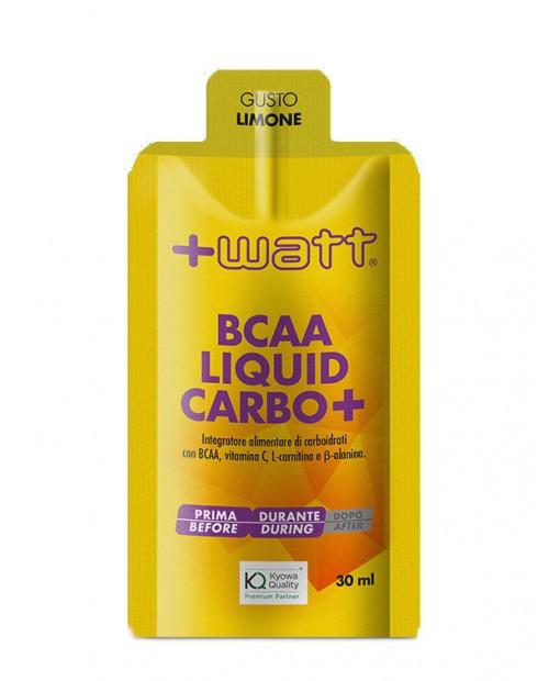 +WATT BCAA Liquid Carbo+ 30ml