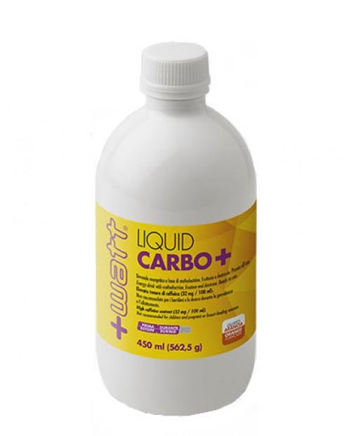 +WATT Liquid Carbo+ 450ml