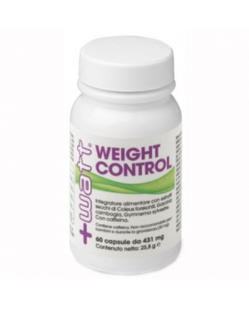 +WATT WEIGHT CONTROL 60 CPS
