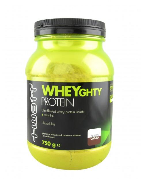 +Watt Wheyghty Protein 80 750 g