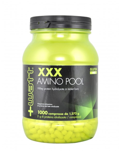 +Watt Amino Pool 1000 Compresse