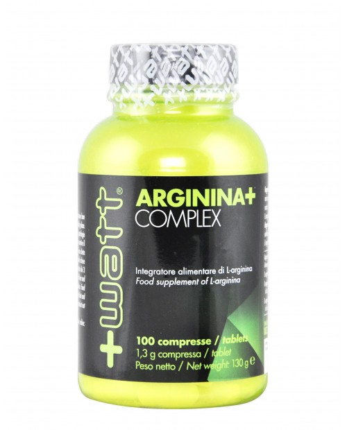 +Watt Arginina+ Complex 100 Compresse