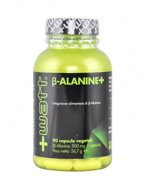 +Watt Beta-Alanine+ 90 Capsule