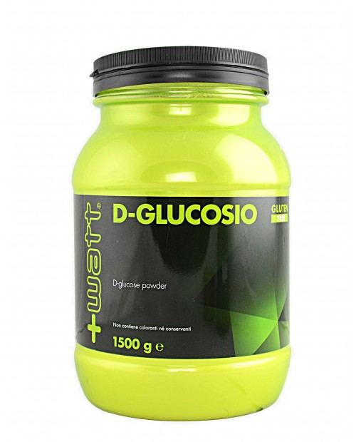 +Watt D-Glucosio 1,5 Kg