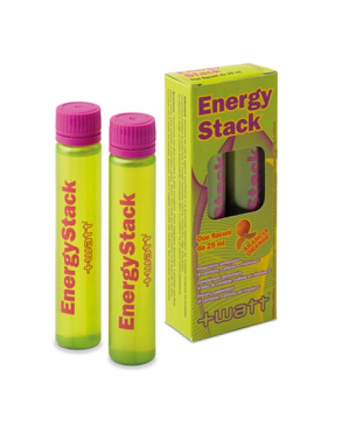 +Watt  Energy Stack 2 fiale da 25ml