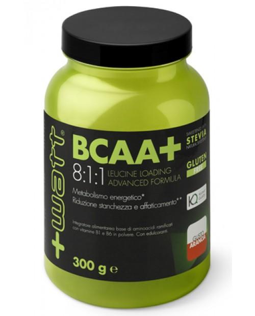 +WATT  BCAA+ 8:1:1 Polvere 300 grammi