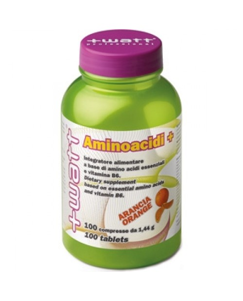 +Watt  Aminoacidi+ 100 compresse