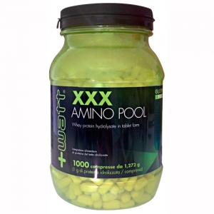 +Watt  XXX Amino Pool 1000 compresse