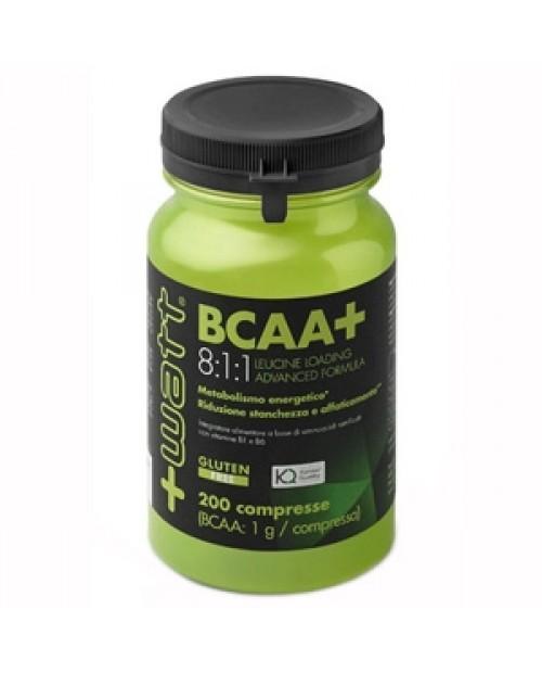 +Watt  BCAA+ 8:1:1 200 compresse