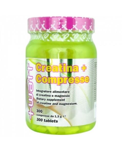 +Watt  Creatina+ Compresse Extra Gold 300 compresse