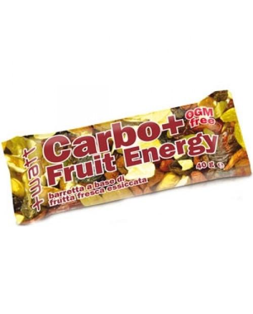 +Watt  Carbo+ Fruit Energy+ 24 barrette da 40 grammi