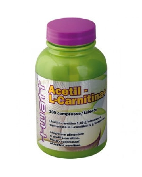 +Watt  Acetil-L-Carnitina+ 75 compresse