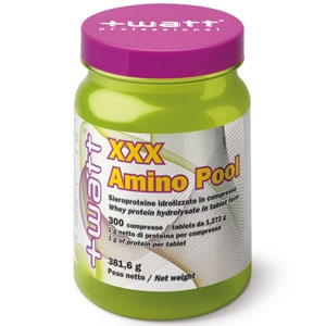 +Watt  XXX Amino Pool 300 compresse