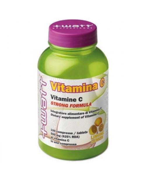 +Watt  Vitamina C 100 capsule