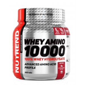 Nutrend Whey Amino 10000 300 compresse
