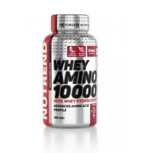 Nutrend Whey Amino 10000 100 compresse