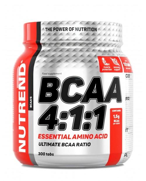 Nutrend BCAA 4:1:1  300 compresse
