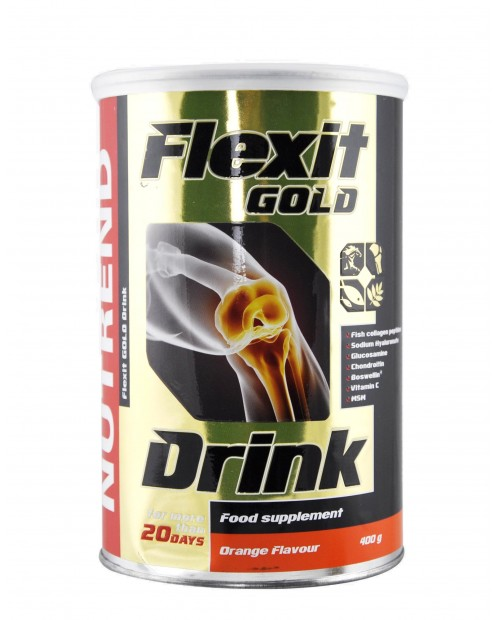 Nutrend Flexit Gold Drink 400 grammi