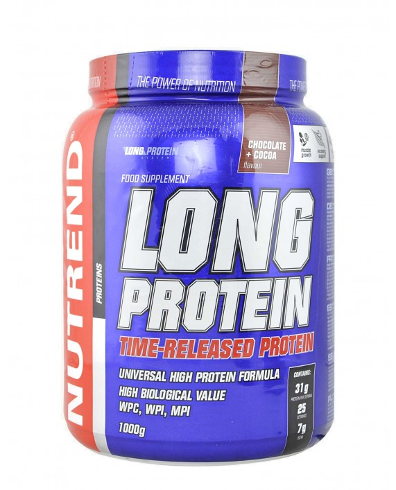 Nutrend Long Protein 1000 grammi