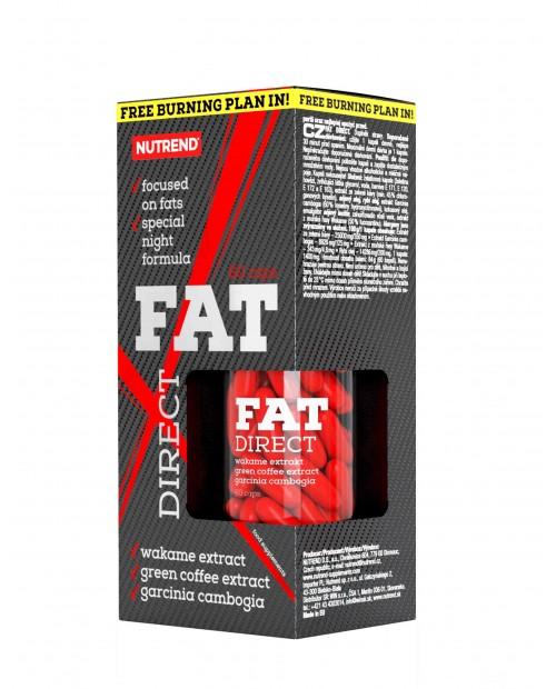 Nutrend Fat Direct 60 capsule