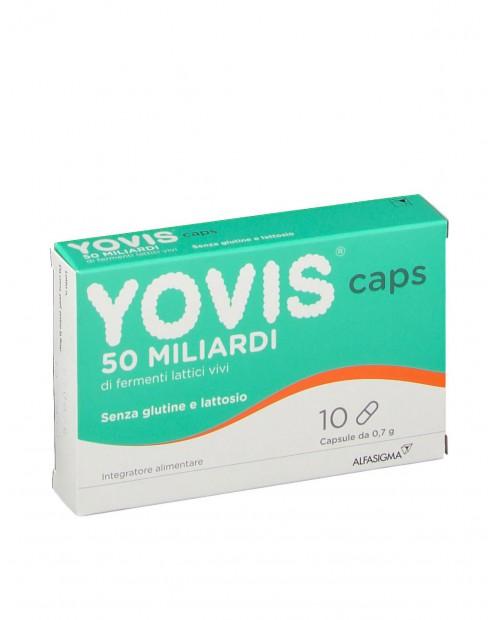 Yovis Capsule 50 Miliardi 10 capsule