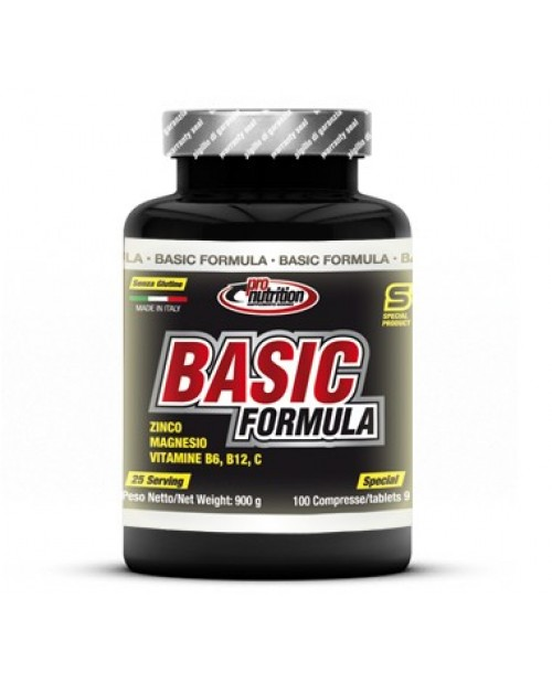 Pro Nutrition Basic Formula 100 Compresse