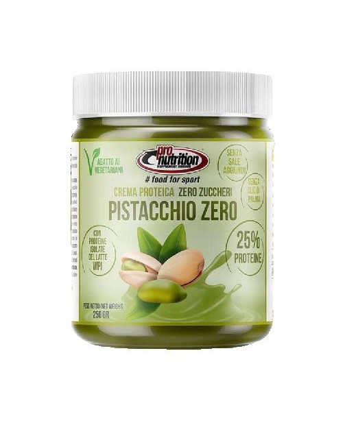 Pronutrition Pistacchio Zero 250 grammi