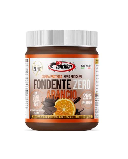 PRONUTRITION Fondente Zero Arancio 350 g