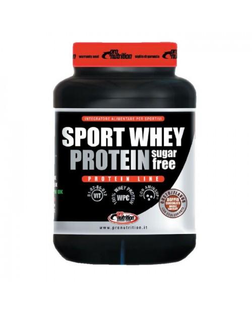 Pronutrition Sport Whey Protein sugar free 908 g