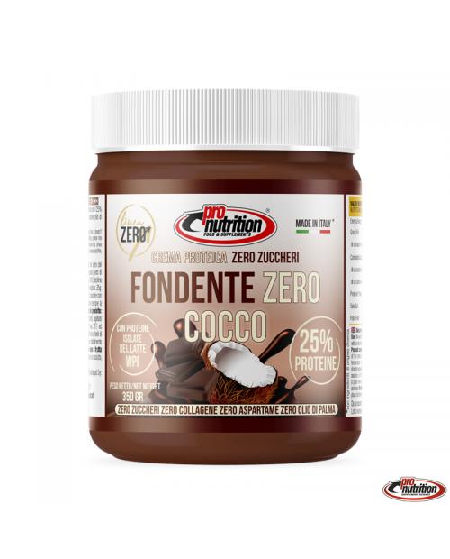 PRONUTRITION Fondente Cocco Zero 350 g