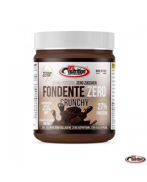 PRONUTRITION Fondente Zero Crunchy 350 g