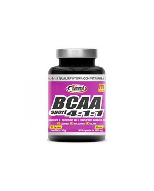 Pronutrition BCAA Sport 4:1:1 100 Compresse