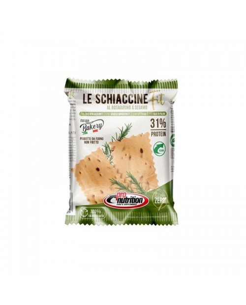 PRONUTRITION Le Schiacciatine Fit 30 grammi