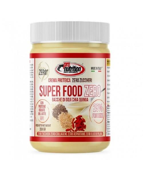 PRONUTRITION Super Food Zero Bacche di Goji Chia Quinoa 350 g