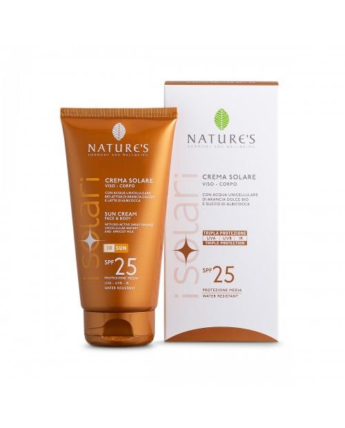 Nature's Crema Solare SPF25 150 ml