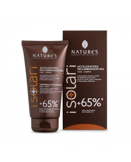 Nature's Acceleratore Abbronzatura +65% 150 ml