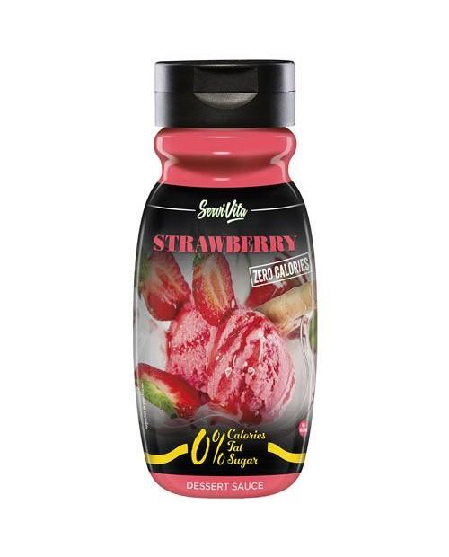 SERVIVITA Salsa Strawberry 320 ml