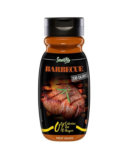 SERVIVITA Salsa Barbecue 320 ml