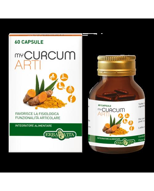 Erba Vita Mycurcum Arti 60 Capsule