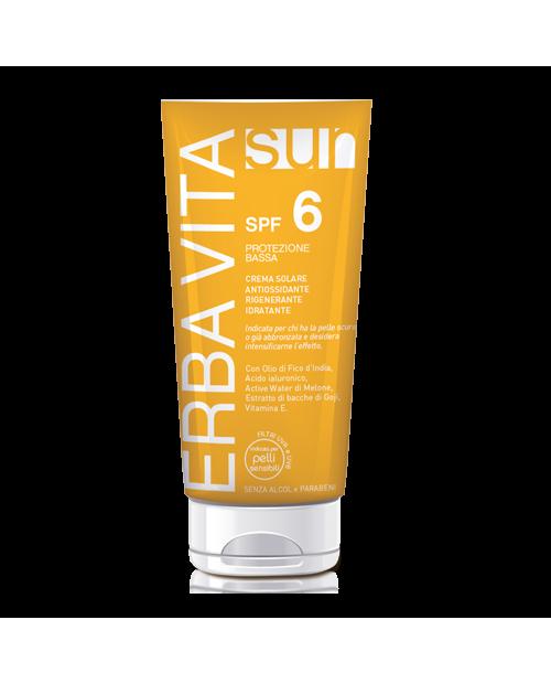 Erba Vita Sun Crema Solare SPF 6 100 ml