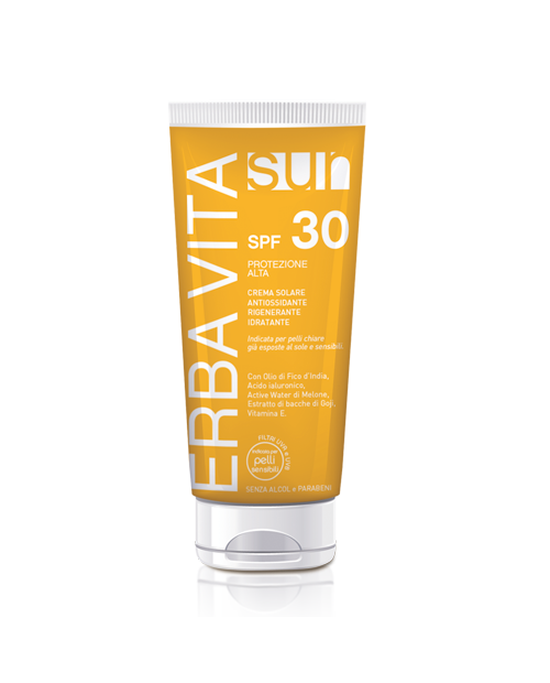 Erba Vita Sun Crema Solare SPF 30 100 ml