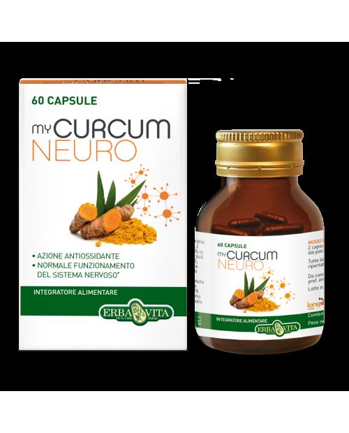 Erba Vita Mycurcum Neuro 60 Capsule