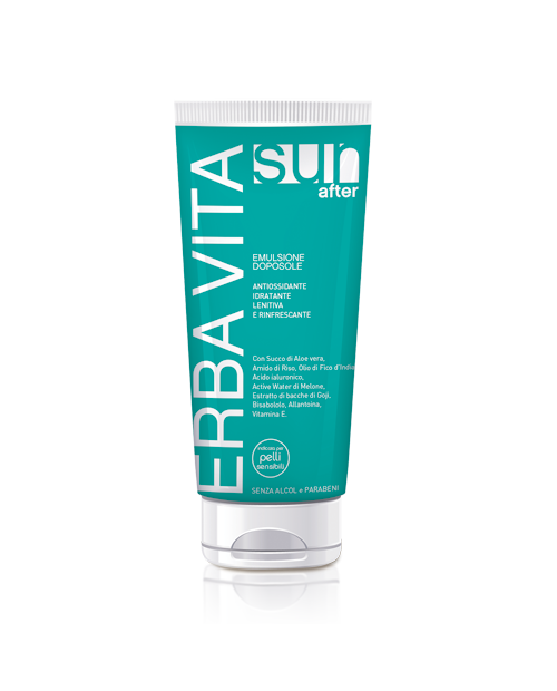 Erba Vita Sun Emulsione Doposole 200 ml