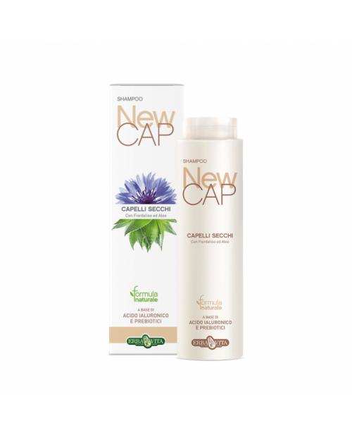 Erba Vita Newcap Shampoo Capelli Secchi 250 ml