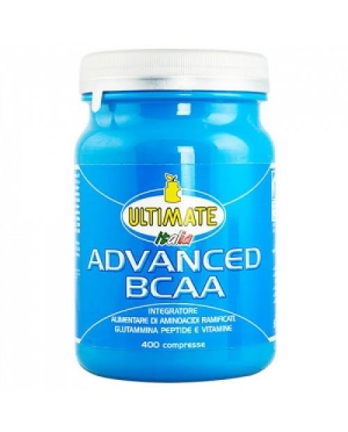 Ultimate Italia Advance BCAA 400 cpr