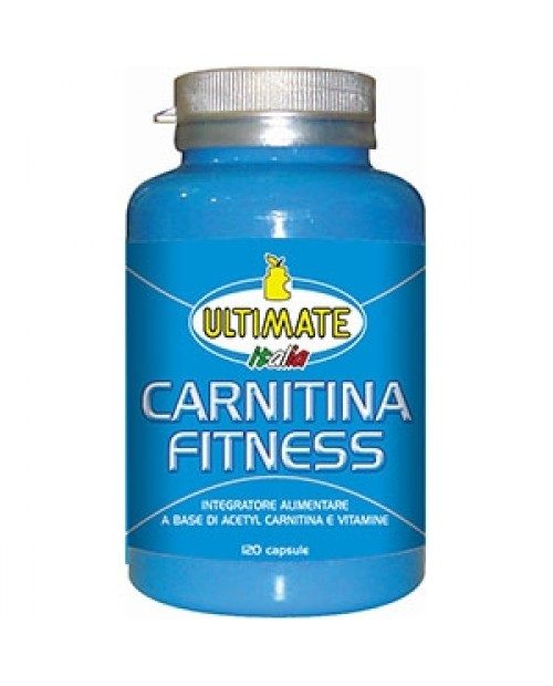 Ultimate Carnitina Fitness 120 cps