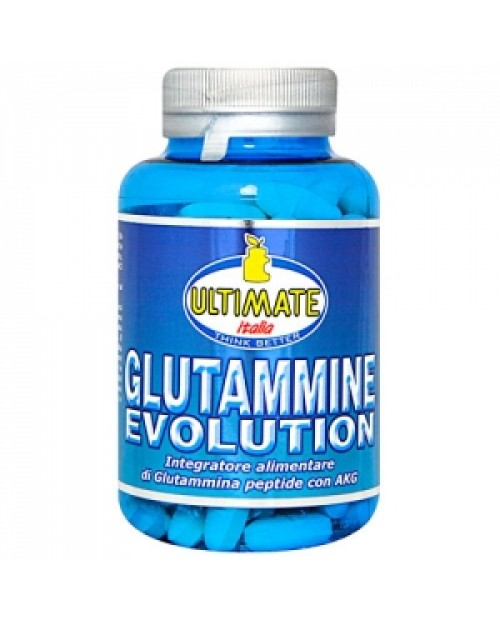 Ultimate Italia Glutamine Evolution 120 cps