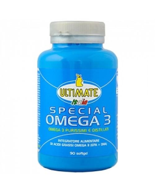 Ultimate Italia Omega 3 90 softgel